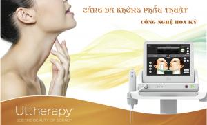 Làm trẻ hóa da mặt bằng chỉ 1 lần duy nhất bằng công nghệ Ultherapy