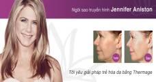 Jennifer Aniston thừa nhận níu giữ tuổi xuân nhờ Thermage