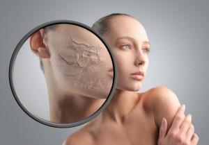 Làm thế nào khi da mặt bị lão hóa sớm?