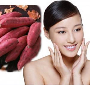 Cóp nhặt 3 loại khoai giúp trẻ hóa da và dưỡng da căng mịn