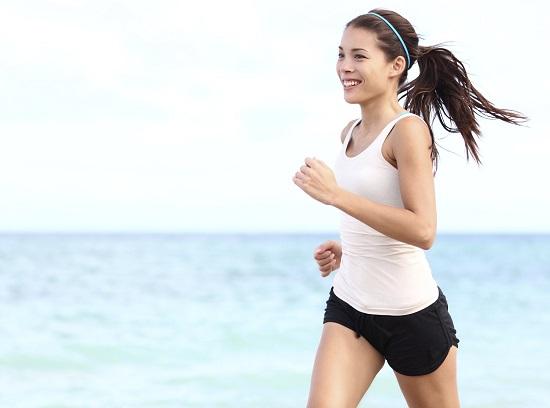 Thể dục thể thao giúp da đào thải độc tố, hỗ trợ chống lão hóa da tuổi 30 hiệu quả