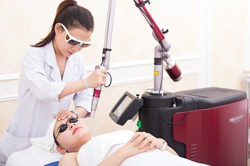 Phương pháp trẻ hóa da bằng laser công nghệ cao