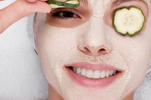 Dùng mặt nạ chống lão hóa da tuổi 40