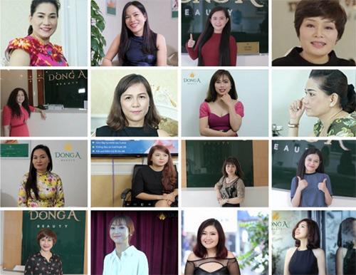 Hàng ngàn chị em đã sở hữu làn da sáng hồng tự nhiên sau khi điều trị da công nghệ cao bằng laser tại Đông Á Beauty