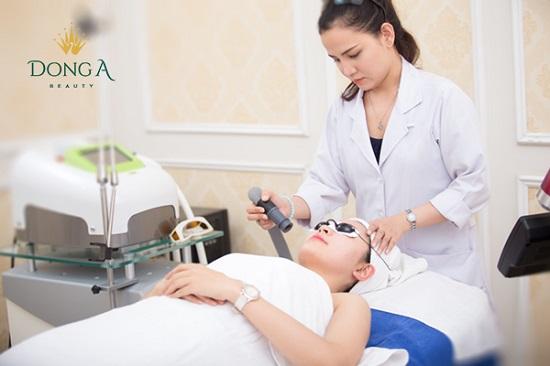 Trẻ hóa da hiệu quả bằng Laser cho độ tuổi 30 - 40