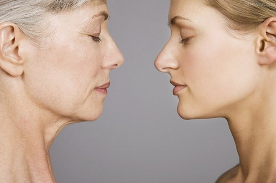 Tác dụng xóa nhăn, ngừa lão hóa thấy rõ ngay sau liệu trình điều trị