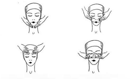 Massage cùng tinh dầu để ngăn quá trình lão hóa da