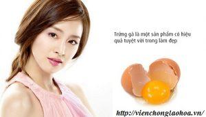 Bí quyết trẻ hóa da mặt bằng trứng gà ngăn ngừa lão hóa da
