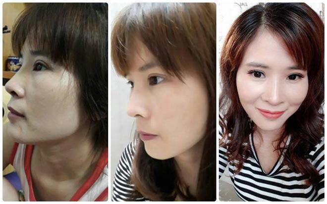 Màn thay đổi diện mạo ngoạn mục của bà mẹ 33 tuổi 3 con
